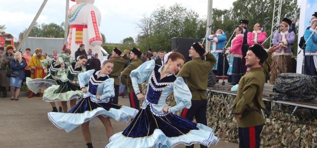 Праздник Святой Троицы отметили в районах Мордовии