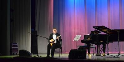 Концерт двух виртуозов