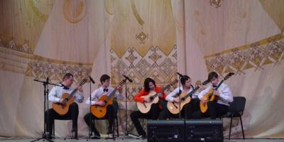 Концерт студентов и преподавателей Саранского музыкального училища