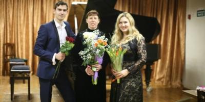 Творческие  встречи Артема Борисова