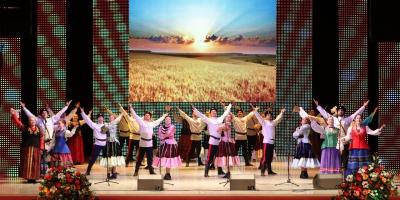 Наши артисты выступили в Чувашии