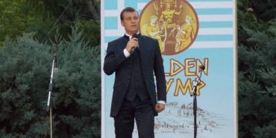 Гран-при из Греции привез Вячеслав Зобков