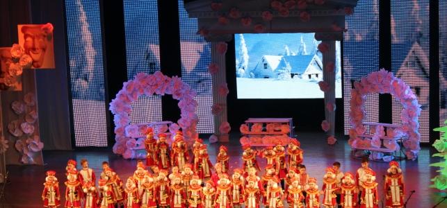 «Новогодние приключения Буратино» прошли  весело и при аншлаге