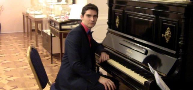 Два московских концерта Артема Борисова