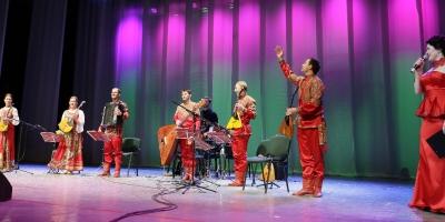Ансамбль «Волга-folk-band»  & артисты мордовской филармонии — зрителям понравилось