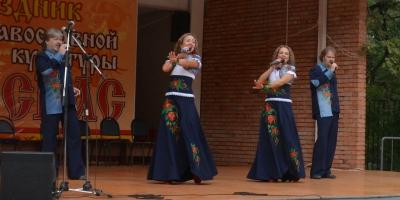 «Zемляки» в Пензе дарили песни на празднике Спаса