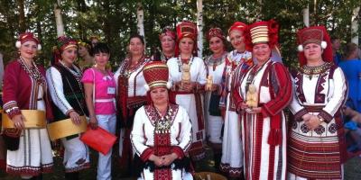 Фестивальная жизнь ансамбля «Келу»