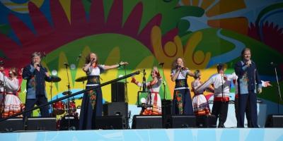 Международный фестиваль болельщиков FIFA в Саранске — мы тоже «в теме!»