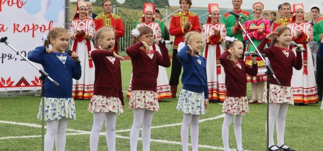 Мордовия принимает Всероссийский конкурс операторов машинного доения