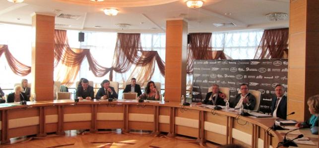 Всероссийское совещание Союза концертных организаций России прошло в Белгородской филармонии
