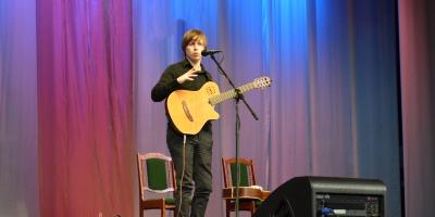 Вечер с  гитаристом  Никитой Болдыревым