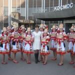 Детский образцовый хореографический коллектив «Юность»