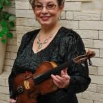 Людмила Круг (скрипка)