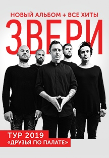 """Группа  """"Звери""""(12+)"""